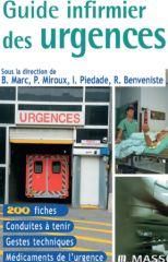 [urgence]:livre Guide infirmier des urgences pdf gratuit _guide10