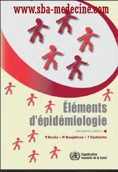 cours de l'épidémiologie PDF avec exercices corrigé  - Page 10 Sans_t10