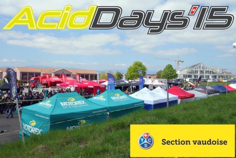 ACID'DAYS 2015 à Cossonay/Suisse Acidda10
