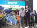 """En Moreno, Vivona y West lanzaron el torneo de fútbol """"Campeonato Evita 2015"""" 00133"""
