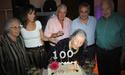 Abuela de Tigre celebró los 100 años 00214