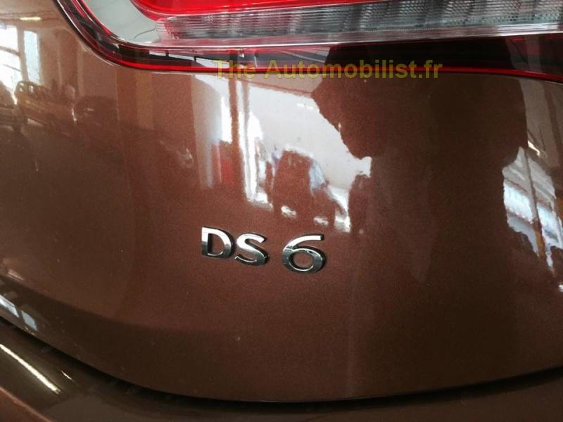 2014 - [DS/Citroën] DS 6 / DS 6WR [B754] - Page 18 Ds6_410