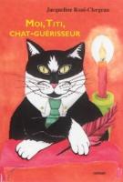 [Rozé-Clergeau, Jacqueline] Moi, Titi, chat-guérisseur Chat10