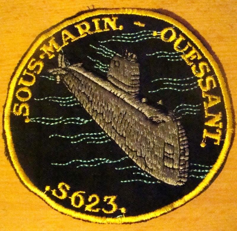Ma collec. patchs Marine Nationale : sous-marins , cdo etc. - Page 5 Dsc04311