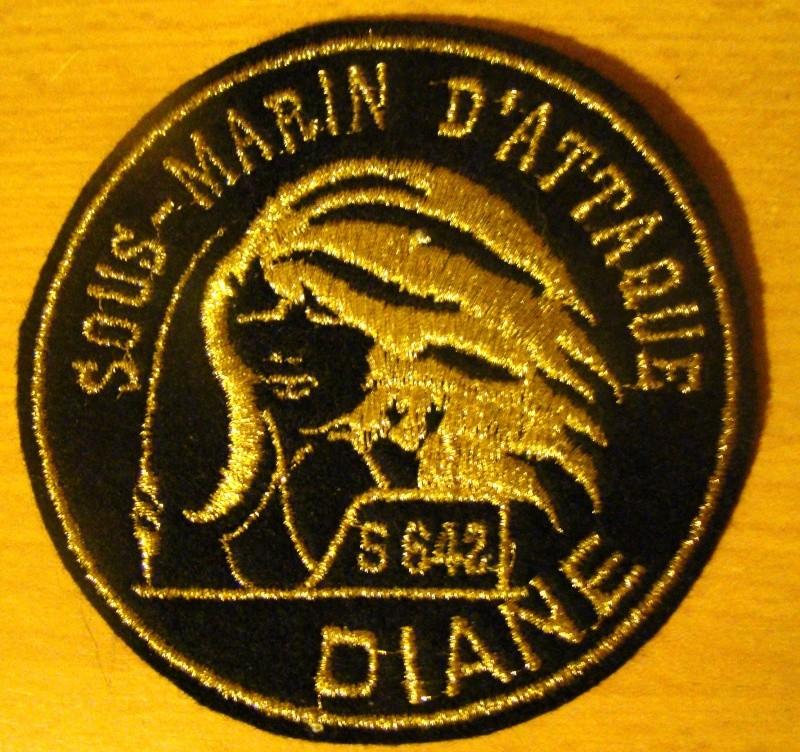 Ma collec. patchs Marine Nationale : sous-marins , cdo etc. - Page 5 Dsc04313