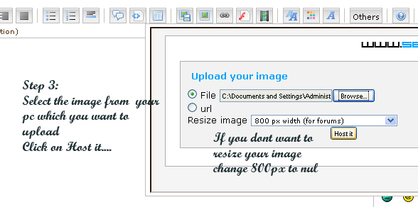 More Easy way to share images Image310