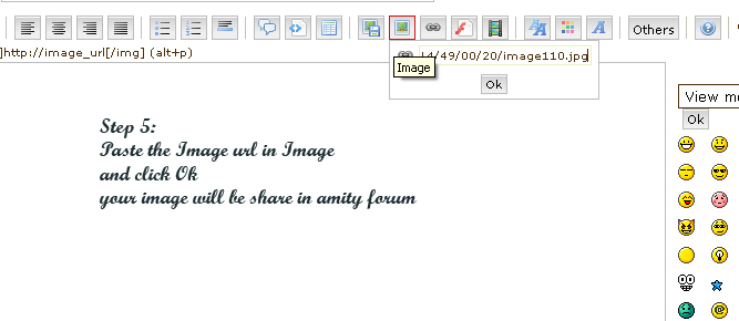 More Easy way to share images Image510