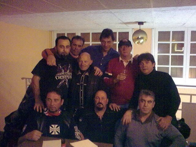 brindis  NAVIDAD 2009 Miembr11