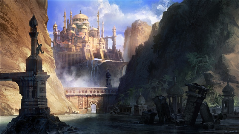 PRINCE OF PERSIA ~THE FORGOTTEN SANDS~ Prince11