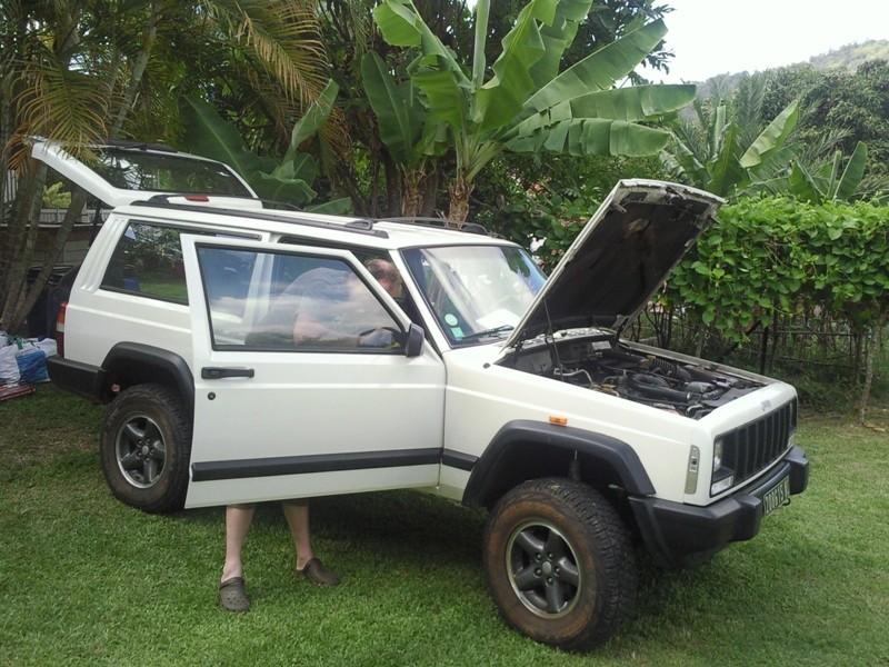 Qu'avez vous fait pour votre Jeep aujourd'hui ? - Page 2 Photo016