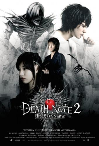Death Note L Change The World Death_10