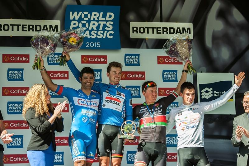 WORLD PORTS CLASSIC  --NL--  23 et 24.05.2015 W112