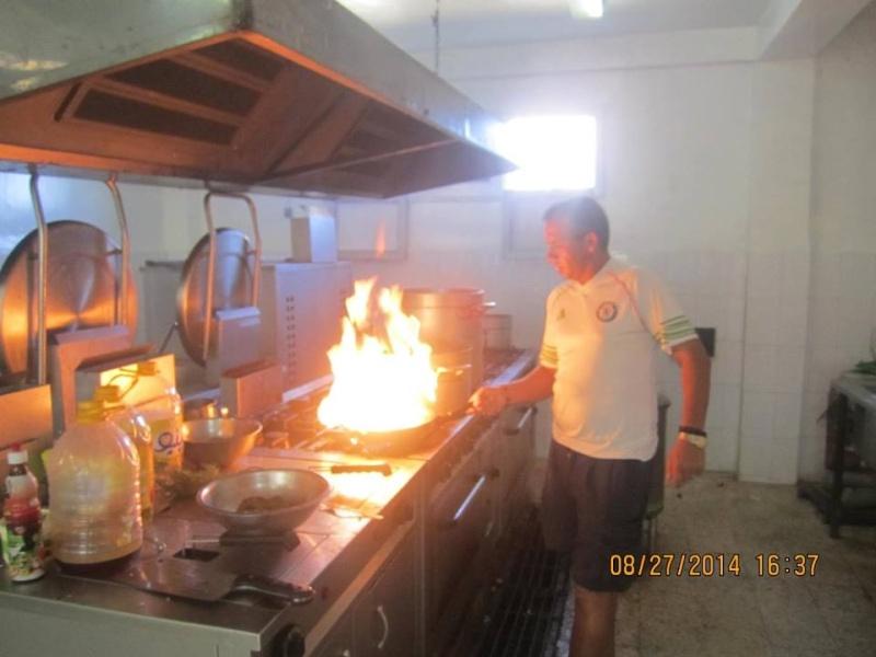 Abdelkader Hadjadj, cuisinier professionnel , Aokas 217