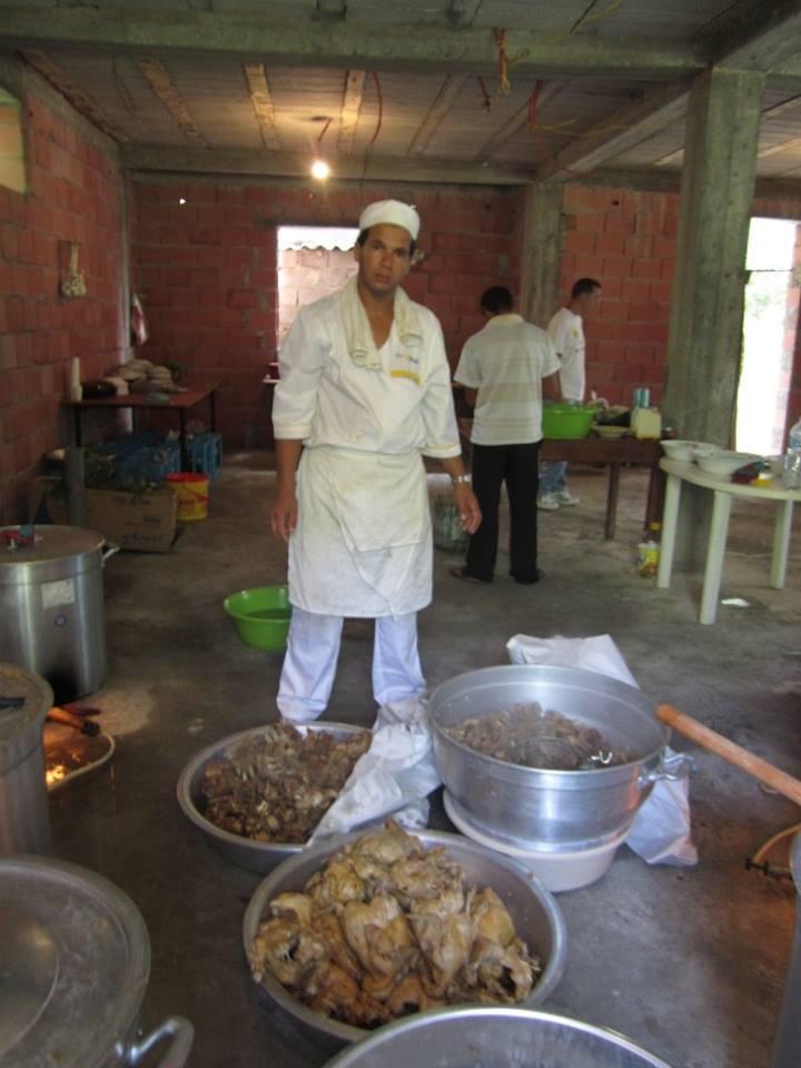 Abdelkader Hadjadj, cuisinier professionnel , Aokas 315