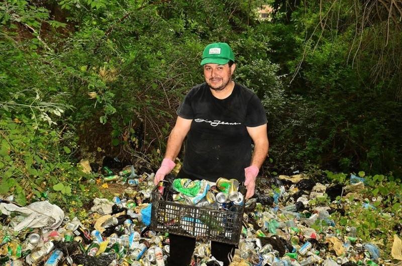 volontariat de nettoyage de la route du Cap à Aokas le 15 mai 2015 556