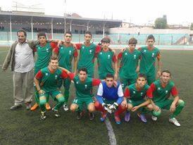 les juniors du CRBAokas 2014-2015  617