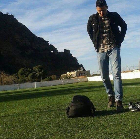 Mohamed Chikhi, actuel joueur du CRBAokas, un nom à retenir! Mohame10