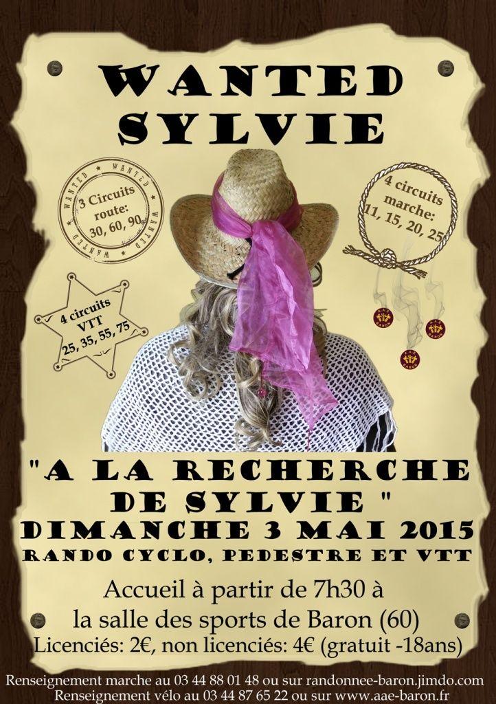 A la recherche de Sylvie, Baron (60) 3 mai 2015 2015v310