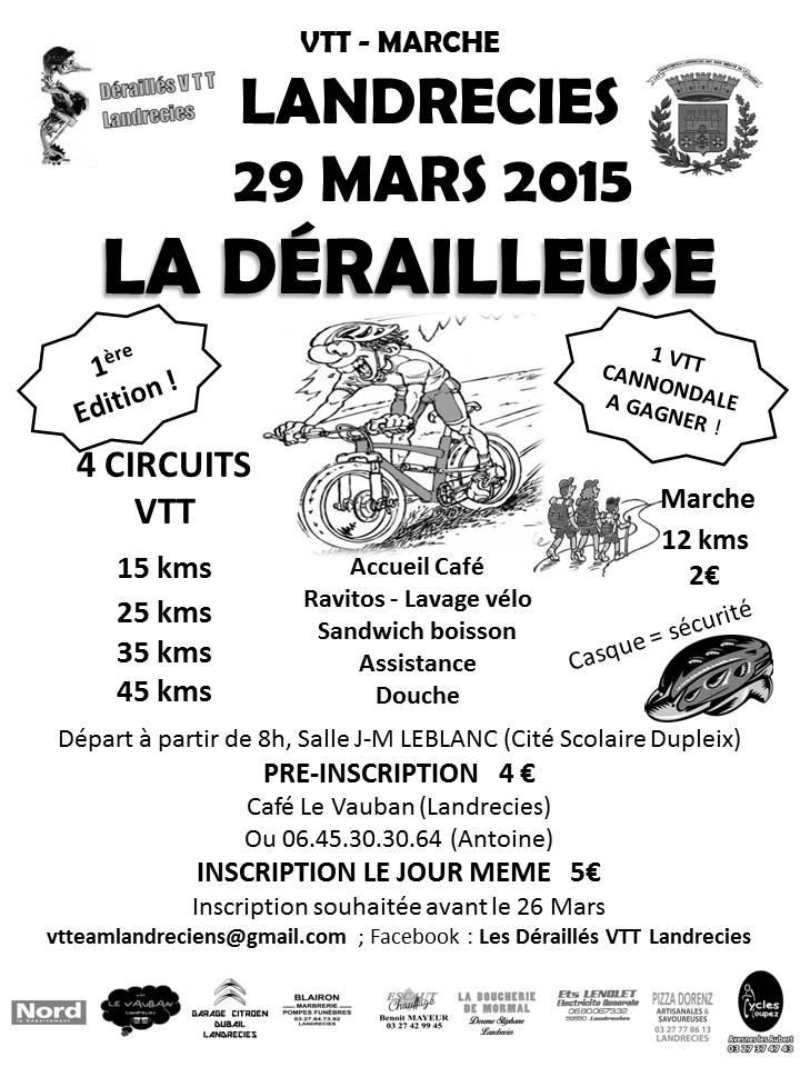 Landrecies (59) 29 mars 2015 Affich10