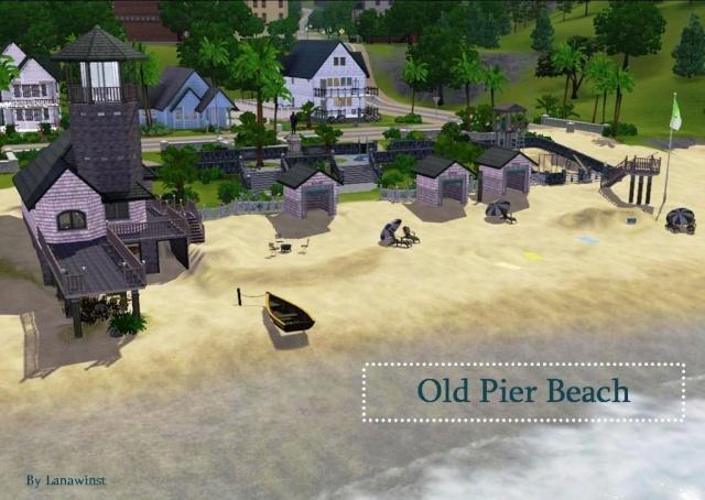 [Inspiration] [Sims 3] Phares Mts_la10