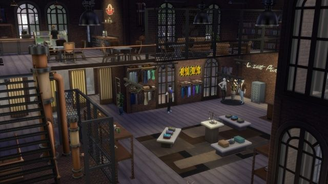 [Inspiration] [Sims 4] Boutiques Sims4g11