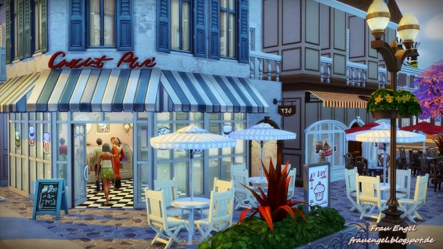 [Inspiration] [Sims 4] Boutiques Sims4g15