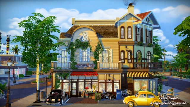 [Inspiration] [Sims 4] Boutiques Sims4g16