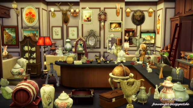 [Inspiration] [Sims 4] Boutiques Sims4g17