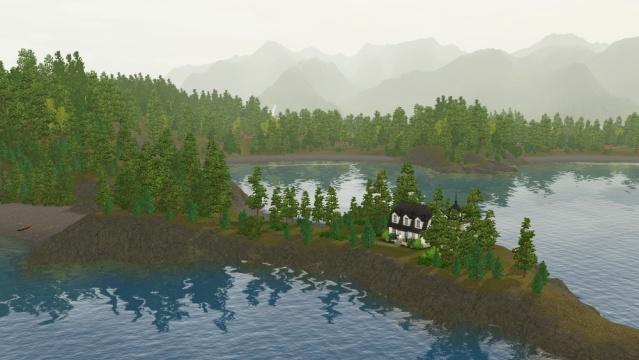 [Inspiration] [Sims 3] Phares Tumblr10