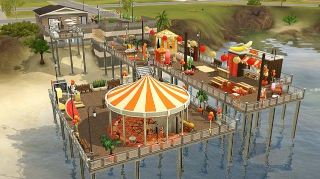 [Inspiration] [Sims 3] Jetées Tumblr15