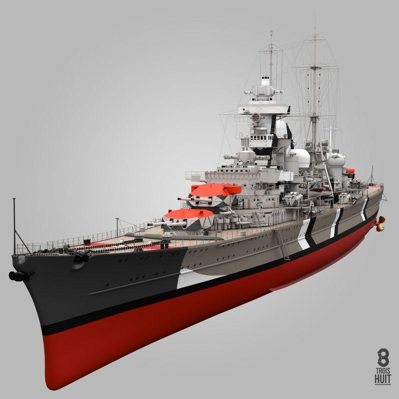 Croiseur Prinz-Eugen Heller 1/400 par DAGORNSON Sans-t10