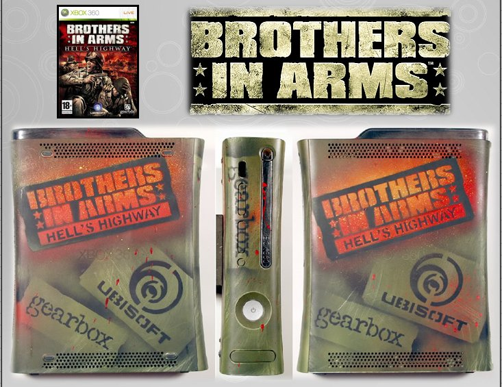 XBOX 360 : Edition BROTHERS IN ARMS Brothe11