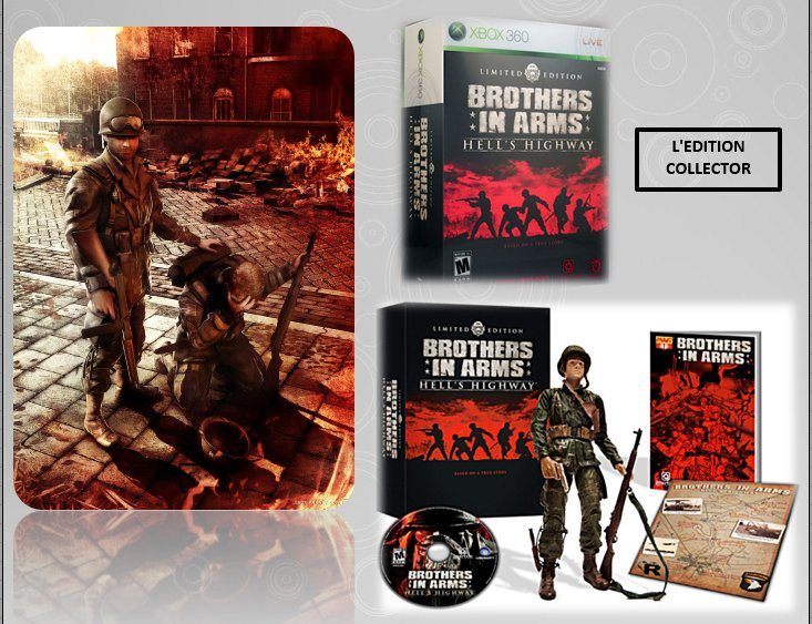 XBOX 360 : Edition BROTHERS IN ARMS Brothe12