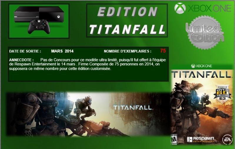 XBOX ONE : Edition TITANFALL Titan_10