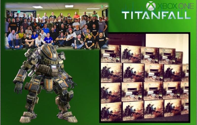 XBOX ONE : Edition TITANFALL Titan_11