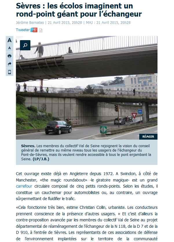 Echangeur du Pont de Sèvres côté Sèvres Clipbo48