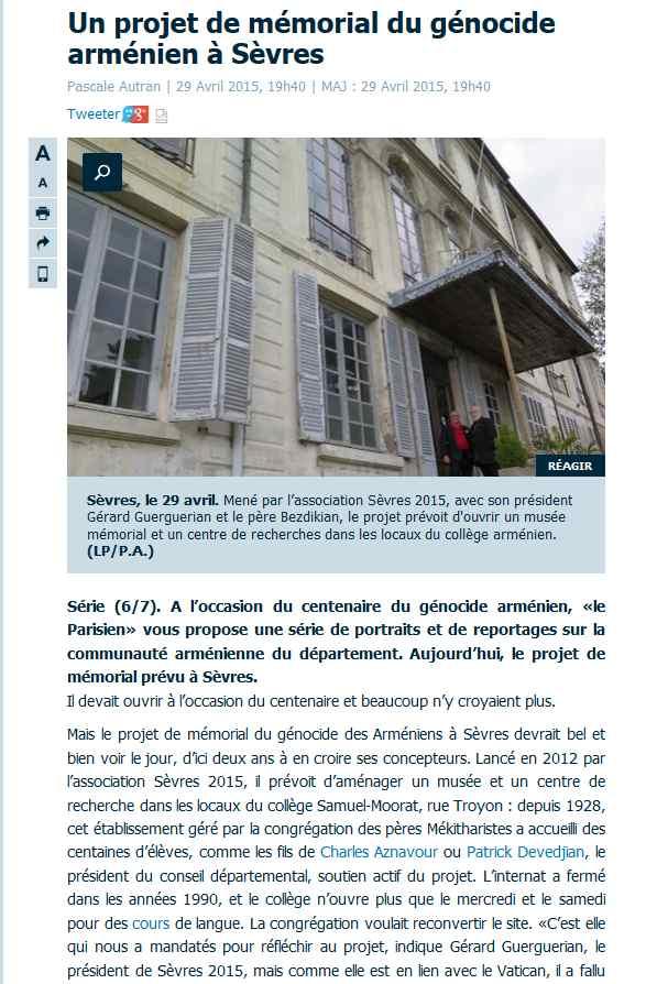 Sèvres 2015 Clipbo68