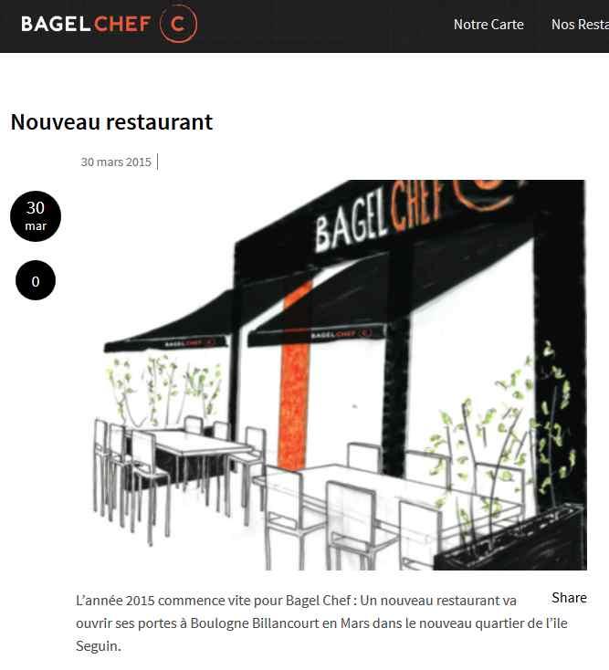 Restaurant Bagel chef (Bchef) Clipbo74