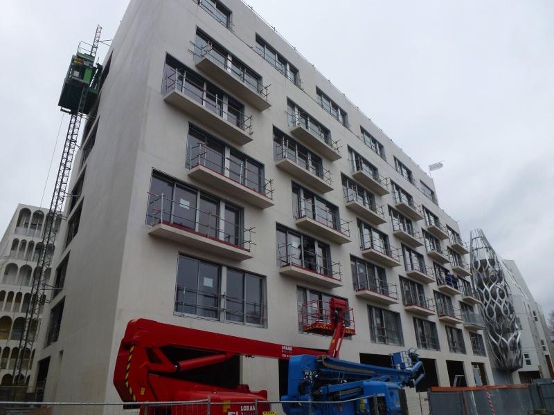 Photos de la résidence de logements sociaux - Vilogia (B5c) P1340424