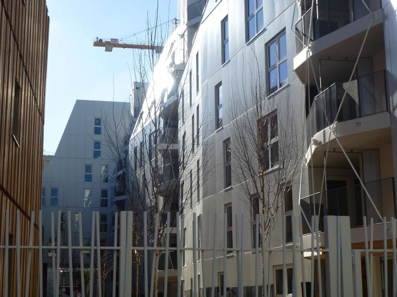 Ilot A5 - Rives de Seine II - Logements sociaux P1340533