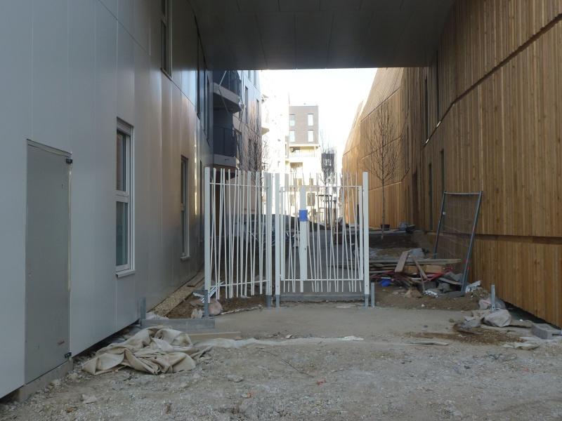 Ilot A5 - Rives de Seine II - Logements sociaux P1340814