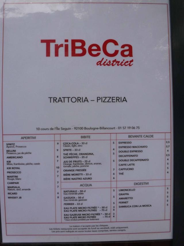 Trattoria TriBeCa District P1350215