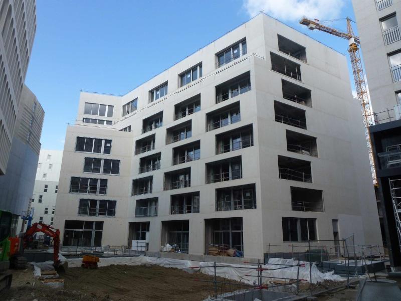 Photos de la résidence de logements sociaux - Vilogia (B5c) P1350924