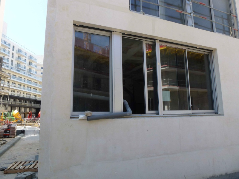 Photos de la résidence de logements sociaux - Vilogia (B5c) P1360226