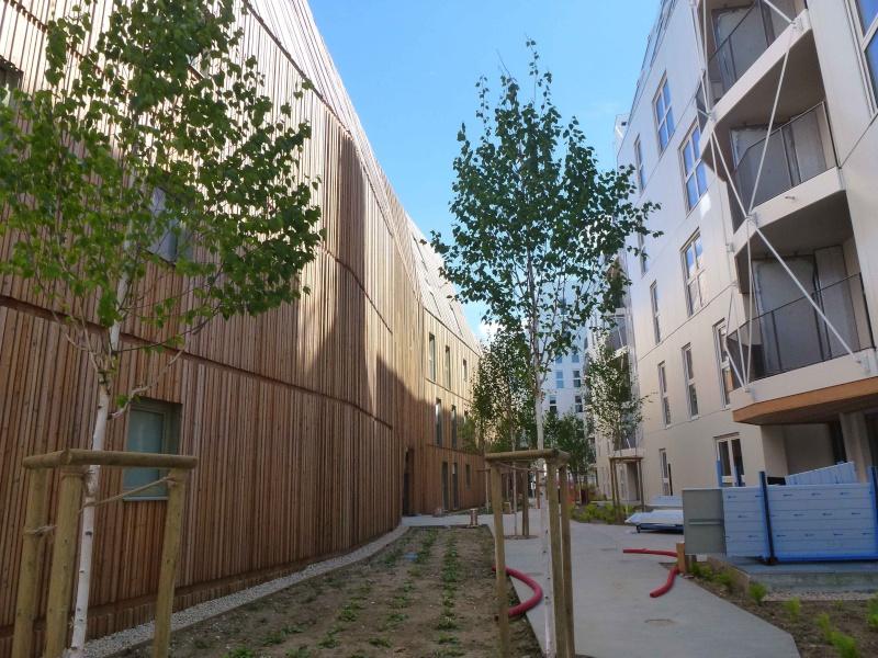 Ilot A5 - Rives de Seine II - Logements sociaux P1360317