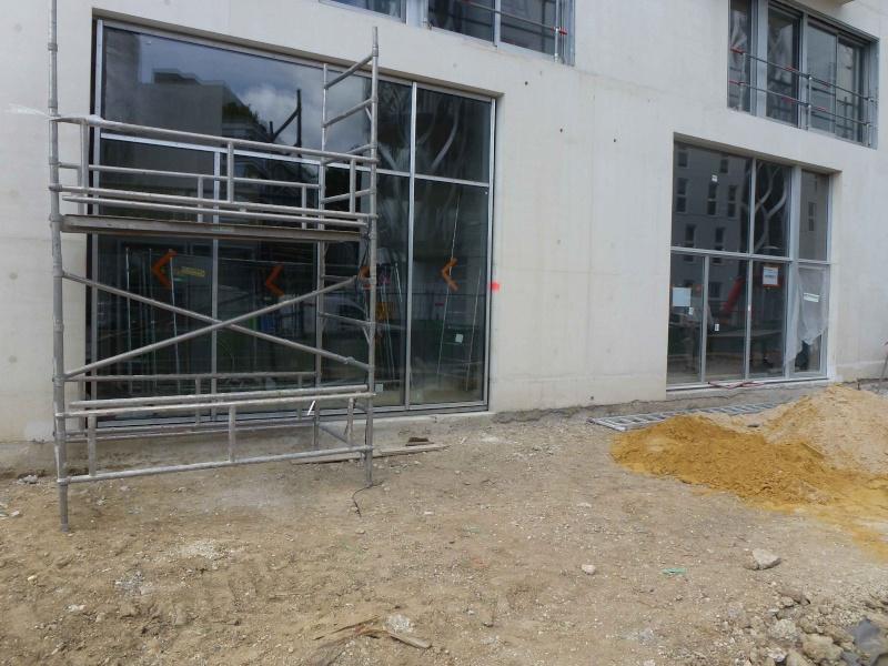 Photos de la résidence de logements sociaux - Vilogia (B5c) P1360628