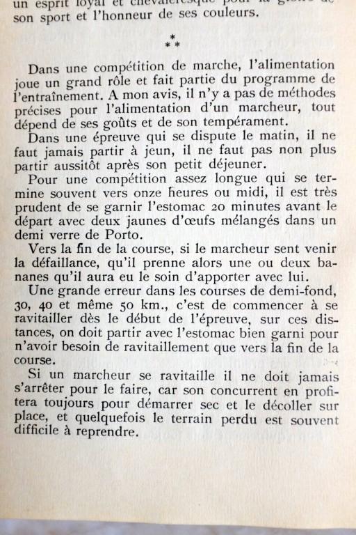 Le sport de la marche en France 1929 de FRANCIS GUILLEUX Dscf4012
