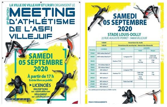 Meeting à Villejuif 11821110