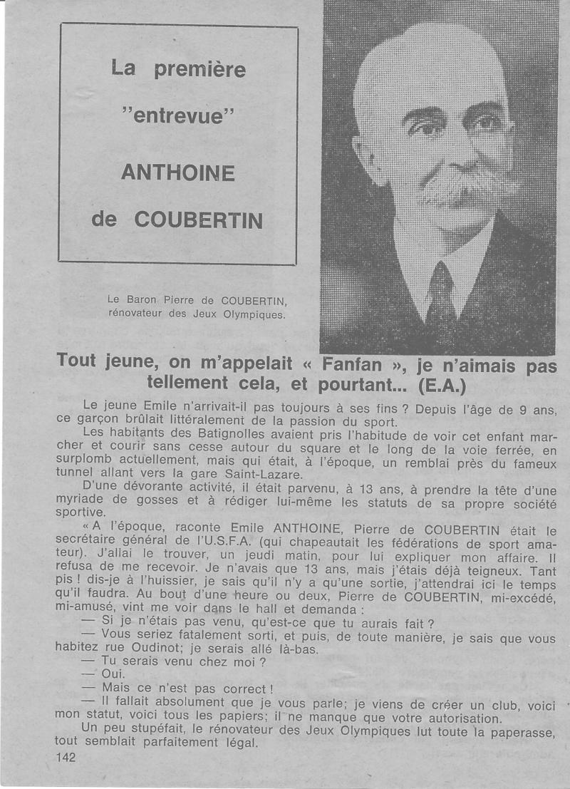 Emile ANTHOINE créateur de l'épreuve  Antoin10