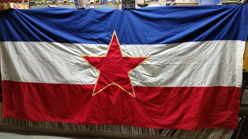 Yugoslavia National Flag 11194610